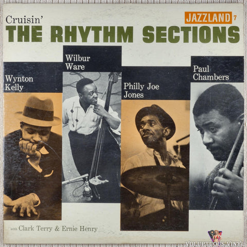 Wynton Kelly, Wilbur Ware, Philly Joe Jones, Paul Chambers With Clark Terry & Ernie Henry ‎– Cruisin' The Rhythm Sections (1960) Mono