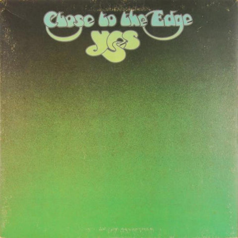 Yes ‎– Close To The Edge - Vinyl Record