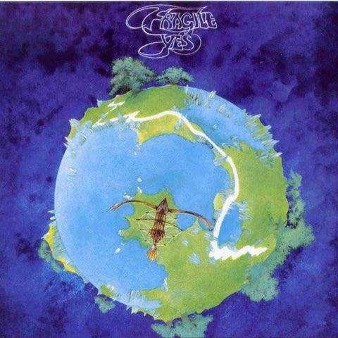Yes ‎– Fragile - Vinyl Record