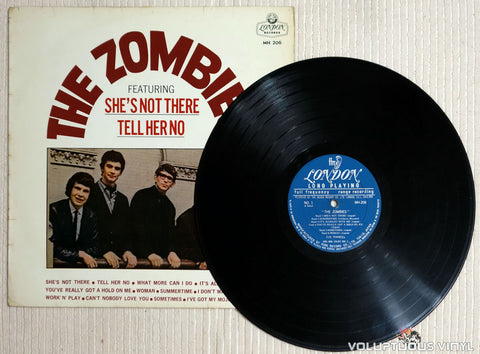 The Zombies ‎– The Zombies - Vinyl Record