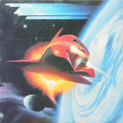 ZZ Top ‎– Afterburner - Vinyl Record