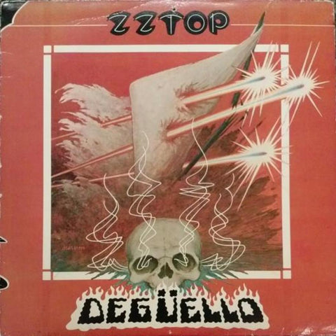 ZZ Top ‎– Degüello - Vinyl Record