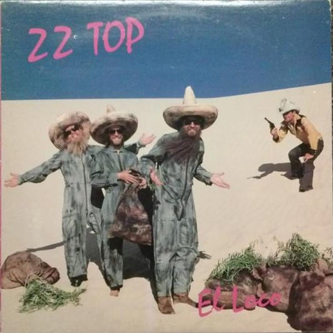 ZZ Top ‎– El Loco - Vinyl Record