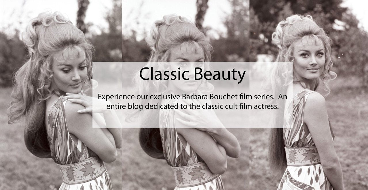 Barbara Bouchet Film Series