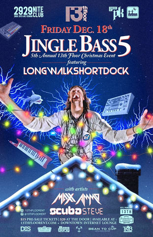 JINGLE BASS 5 - LONGWALKSHORTDOCK