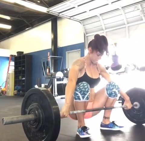 Alyssa Christian CrossFit Woman Athlete