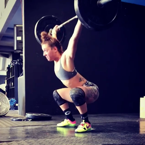 Kalynn Pepito CrossFit Athlete
