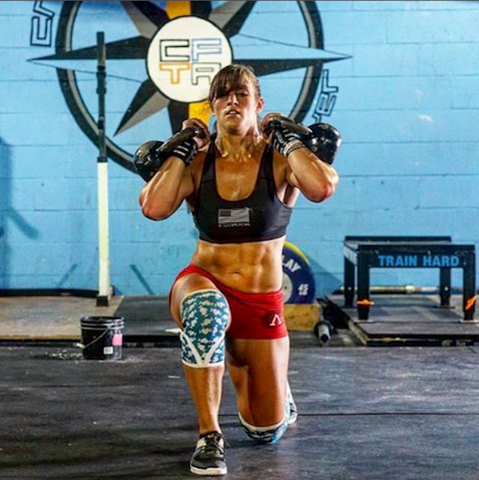 Kristen Graham CrossFit Athlete Woman