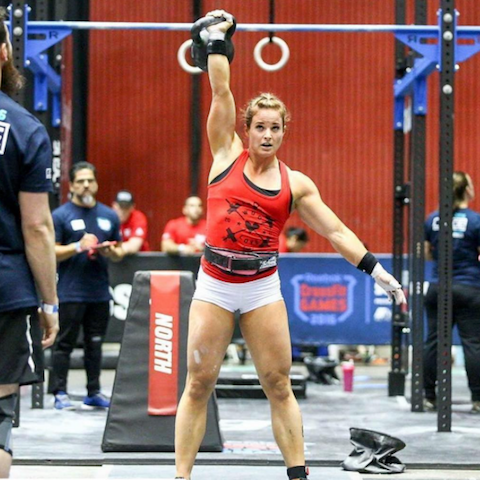 Michaela north CrossFit Athlete