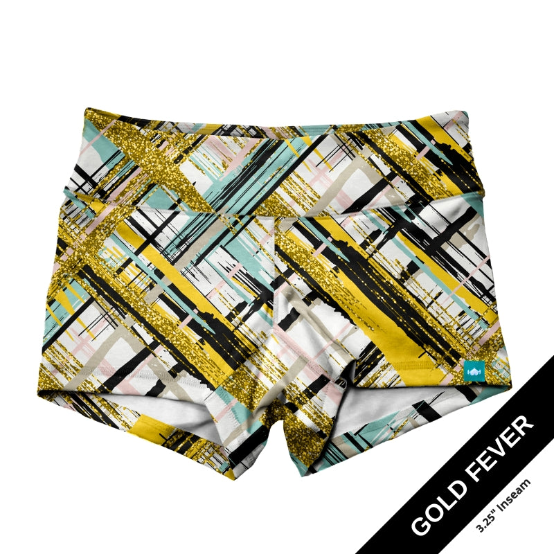 Gold Fever Shorties