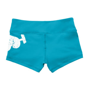 Electric Blue Shorties