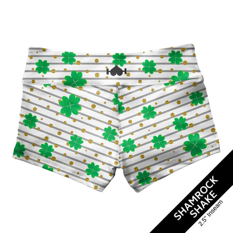 Shamrock Shake Shorties