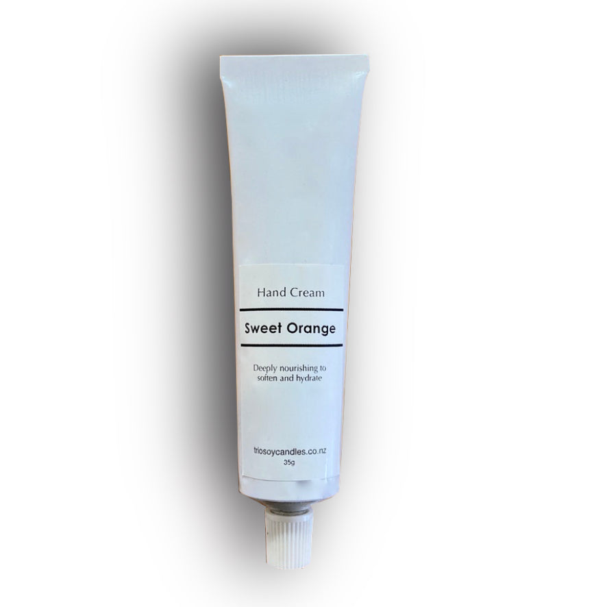 Sweet Orange - Hand Cream
