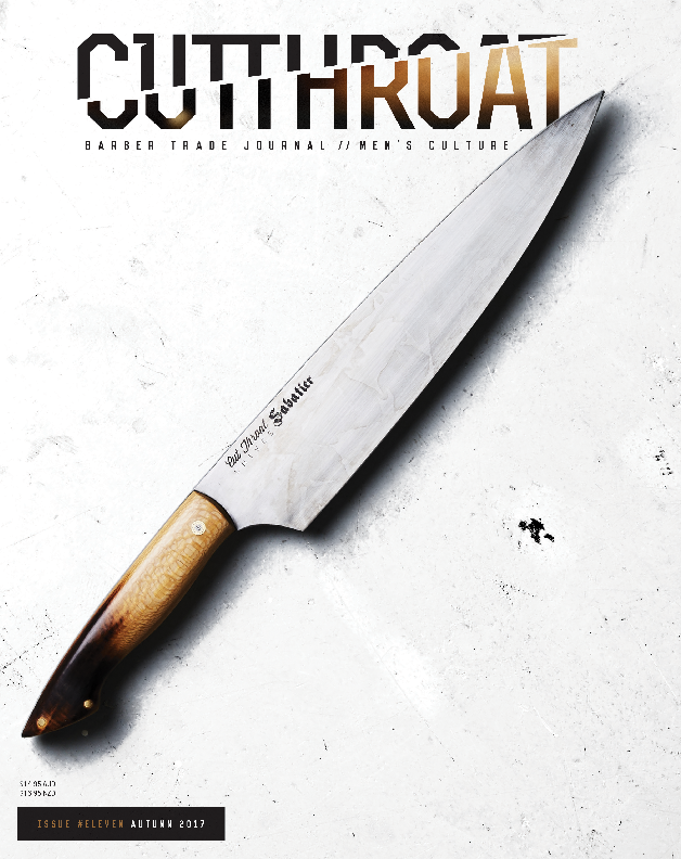 The Cutthroat Journal Issue #11