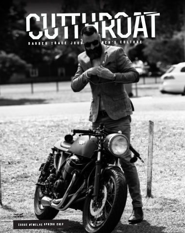 The Cutthroat Journal #12