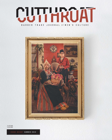 The Cutthroat Journal Issue #8