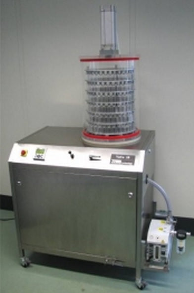 lyophilizers and Freeze Dryers for Laboratory use