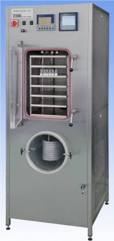 lyophilizers and Freeze Dryers for Pilot and Laboratory use