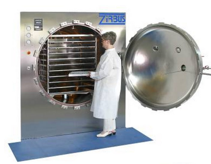 Freeze Dryers & Lyophilizers for Production, Pharmaceutical and Food Industry