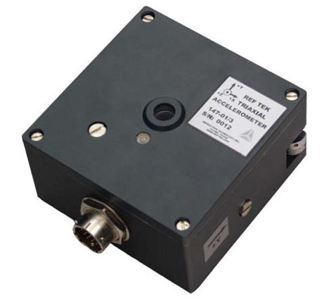 Strong Motion High Resolution Accelerometers