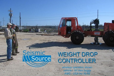 Weight Drop Controller Oil Exploration