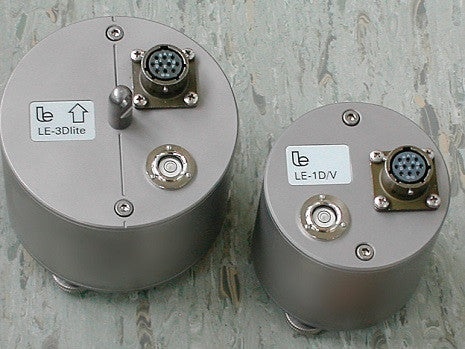 LE-3Dlite - LE-1DV: High Performance 1 Hz Seismometer
