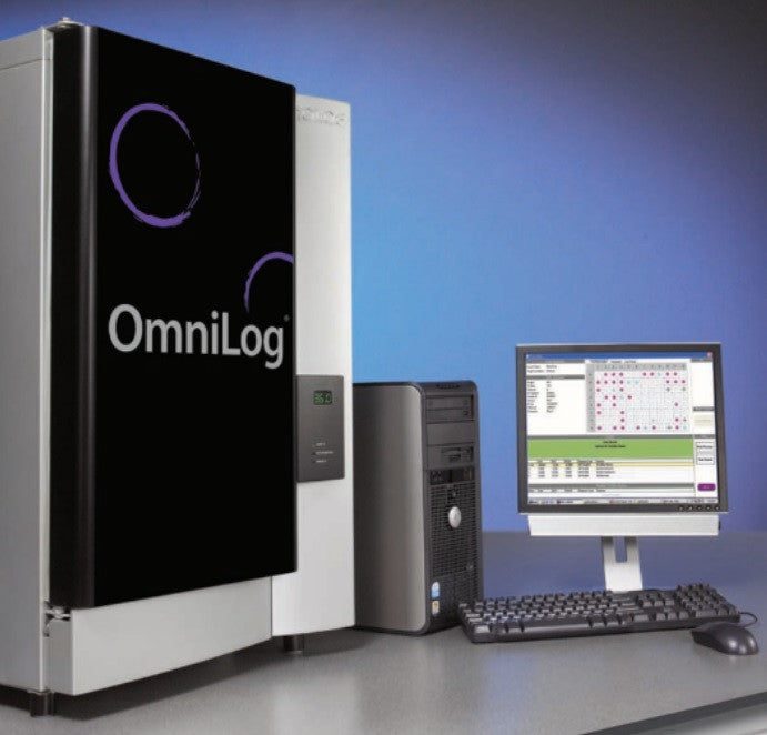 OmniLog - Fully Autommatic Bacteria, Yeast and Fungi Identification Systems