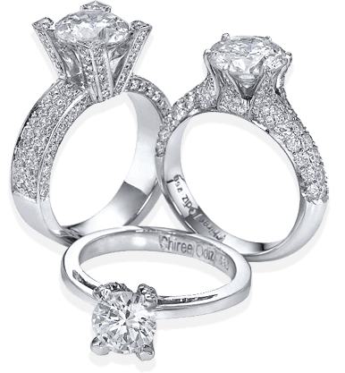 beautiful engagement rings diamond jewelry - Most Beautiful Wedding Rings