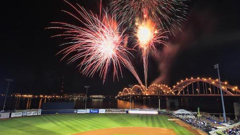 Get engaged at Modern Woodmen Park