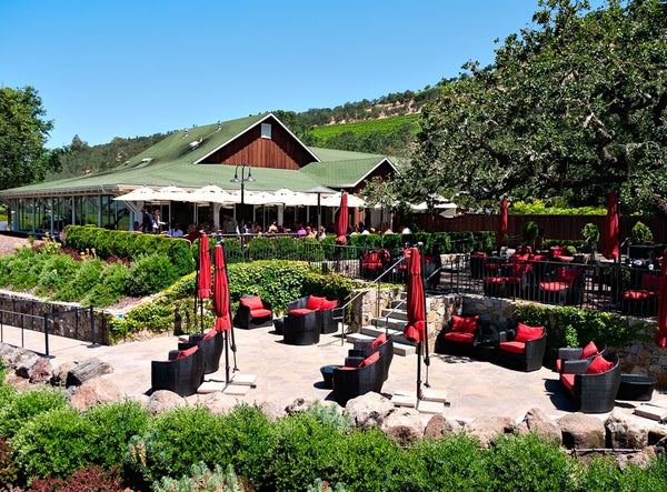 Most romantic place to propose in napa valley