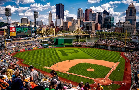 Get engaged at PNC Park