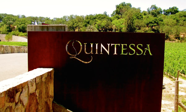Quintessa vinyard - best winery in california to propose