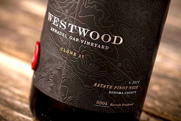 Westwood winery in california - romantic destination