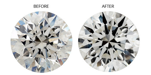 What Are Clarity Enhanced Diamonds