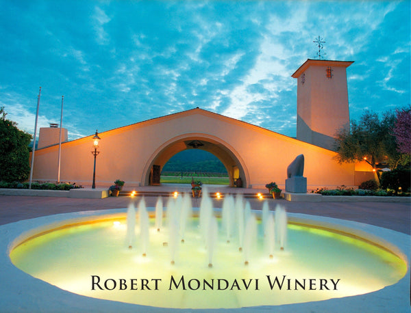 robert mondavi winery - romantic destination for couples