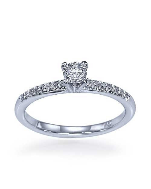 Real Diamond Engagement Rings Under 500 Dollars Shiree Odiz