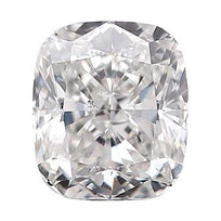 Loose Diamond 0.5 carat Cushion Diamond - D/SI1 Natural Very Good Cut - AIG Certified
