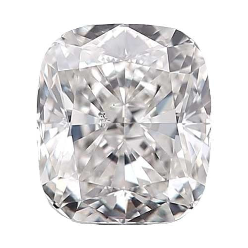 0.5 carat Cushion Diamond - D/SI1 CE Excellent Cut - TIG Certified - Custom Made