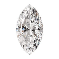 Loose Diamond 0.5 carat Marquise Diamond - E/VS1 Natural Very Good Cut - AIG Certified
