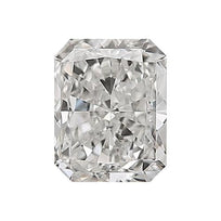 Loose Diamond 0.5 carat Radiant Diamond - G/VS2 Natural Excellent Cut - AIG Certified