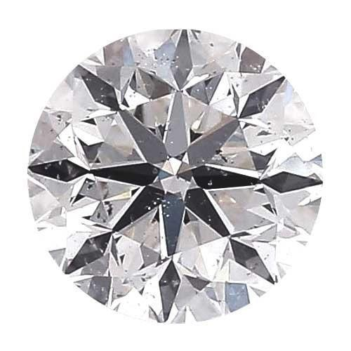 Loose Diamond 0.5 carat Round Diamond - D/SI3 CE Good Cut - AIG Certified