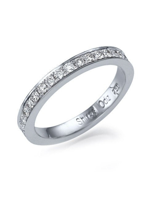 Wedding Rings 0.70 carat Diamond Wedding Anniversary Eternity Ring in 14k White, Yellow or Rose Gold