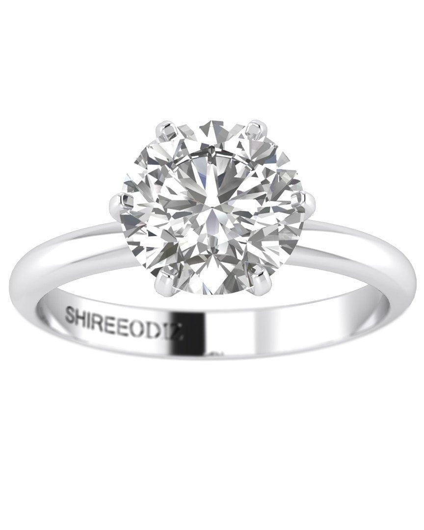 unique jewelry platinum pulse diamond engagement