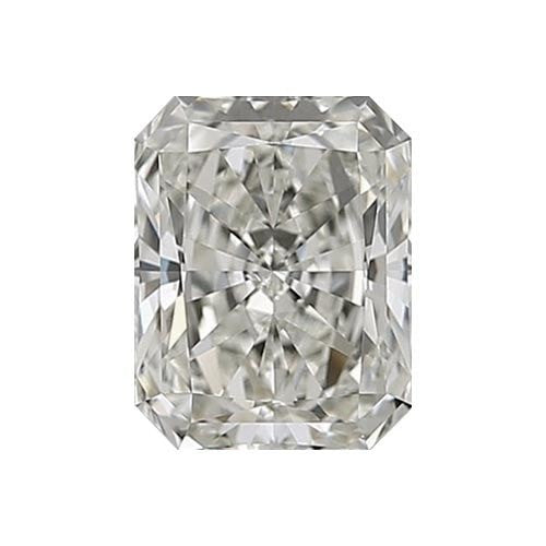 1.5 carat Radiant Diamond - I/VS1 CE Excellent Cut - TIG Certified - Custom Made