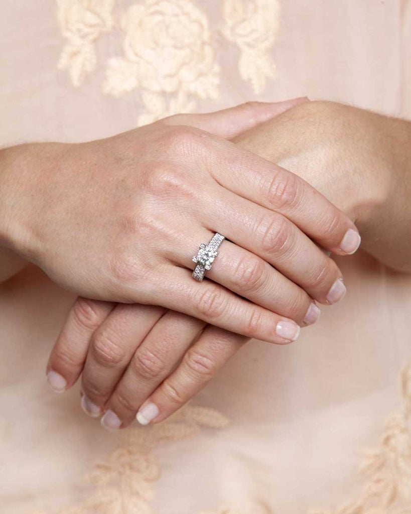 Most Beautiful Engagement Rings and Designer Jewelry – Page 4 ...