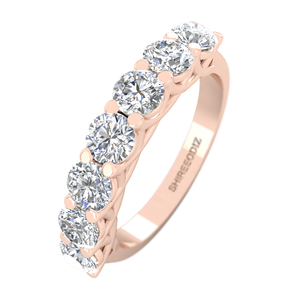 rose semi odiz in stone gold products unique shiree engagement rings wedding diamond eternity carat