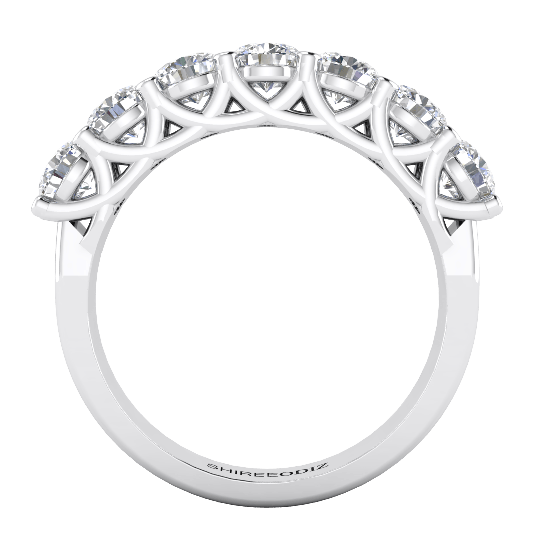 zirconia cz cubic stones solid round rings with stone silver side solitaire princess dp ring quality three engagement sterling cut highest