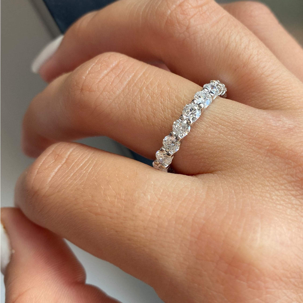 3.00 carat  Diamond Platinum Engagement Ring - Custom Made