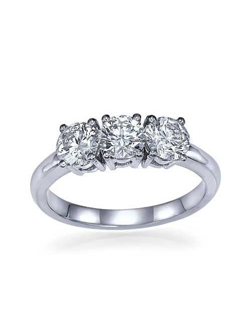 semi classic hr ring w diamond mount bridal white engagement halo set gold