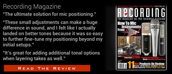 Recording Magazine Review